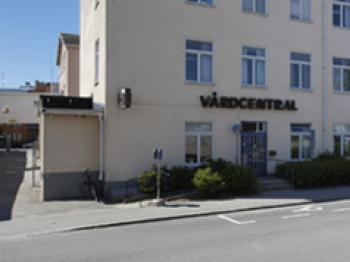 Presentationsbild för referensen Vårdcentral