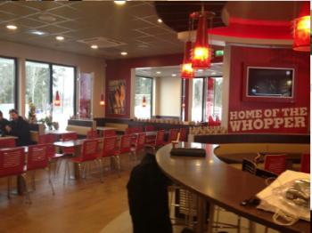 Bild för referens Burger King