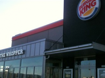 Presentationsbild för referensen Burger King